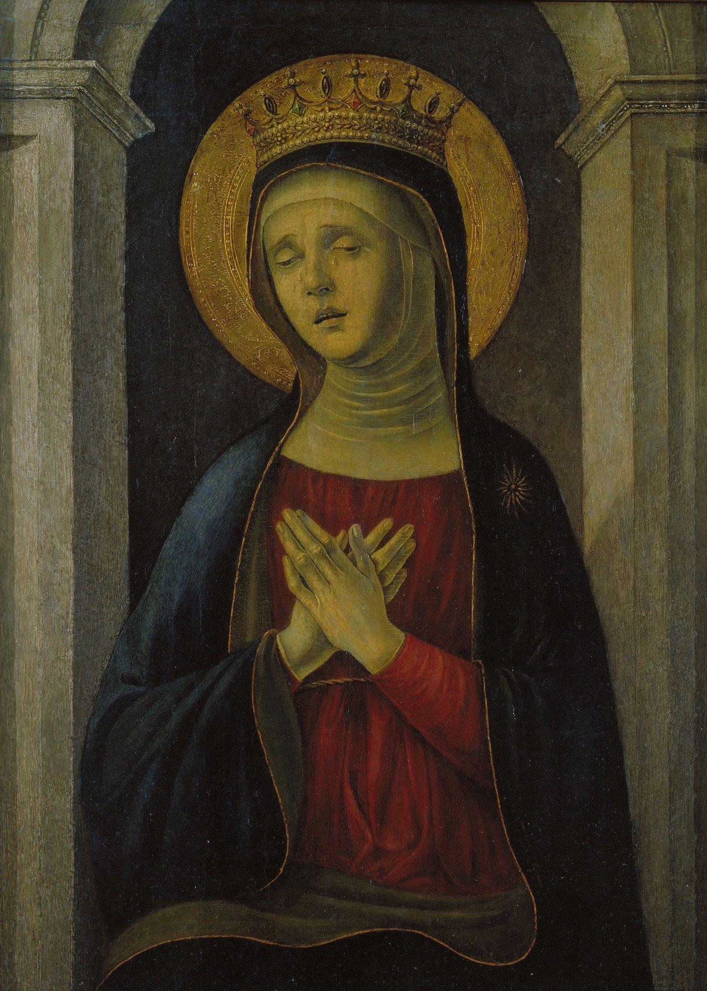 Mater Dolorosa | Baldassare d'Este | Oil Painting