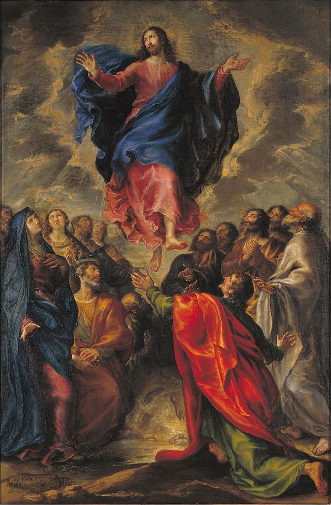 The-Ascension-Francisco-Camilo-Oil-Paint