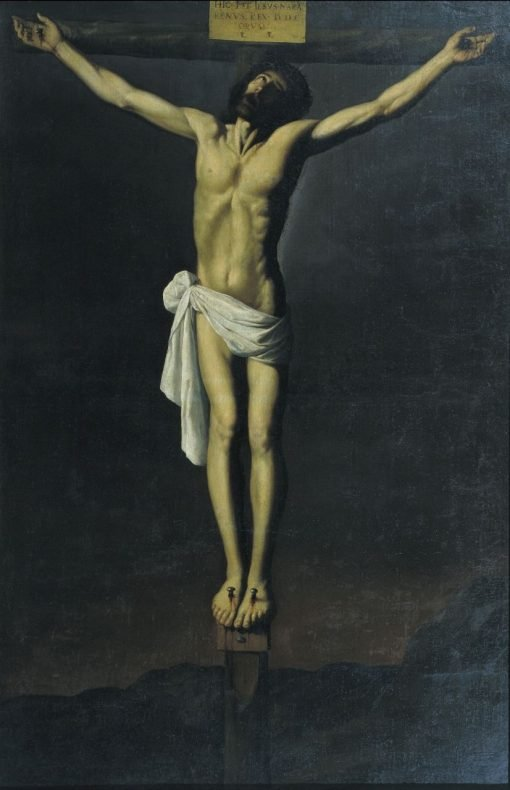 Christ Crucified | Francisco de Zurbaran | Oil Painting