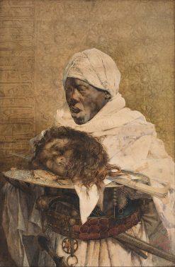 Justice in Morocco | Giuseppe Signorini | Oil Painting