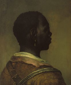 Head of a Black Man | Govaert Flinck | Oil Painting