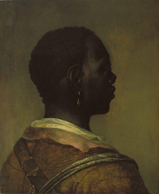 Head of a Black Man | Govaert Flinck | Oil Painting