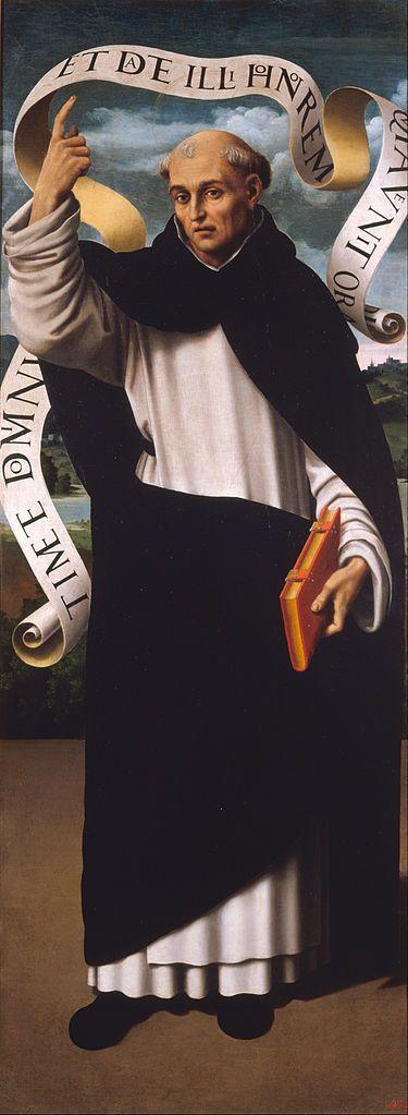 San Vicente Ferrer | Joan de Joanes | Oil Painting