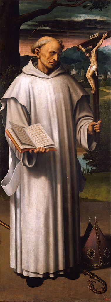 San Bruno | Joan de Joanes | Oil Painting