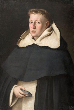 Friar Alonso de Sant Tomas | Juan Bautista Maino | Oil Painting