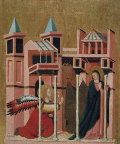 The Annunciation | Master of the Cini Madonna | Oil Painting