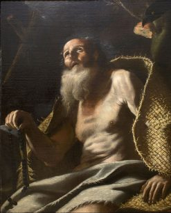 Saint Paul the Hermit  | Mattia Preti | Oil Painting