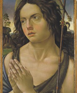 Saint John the Baptist | Raffaellino del Garbo | Oil Painting