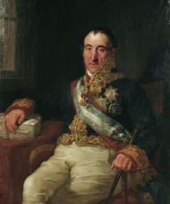 Portrait of Marques de Labrador