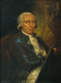 Portrait of Pasqual Pere Moles | Vicente Lopez y Portaña | Oil Painting