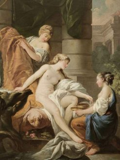 David and Bathsheba | Francois Boucher | Oil Painting