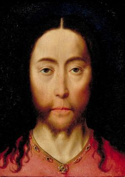 Head of Christ | Dieric Bouts | Oil Painting