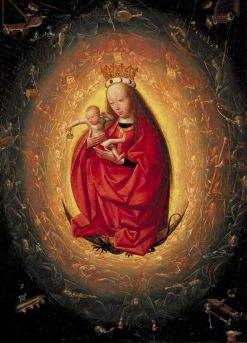 The Glorification of the Virgin | Geerten tot Sint Jans | Oil Painting