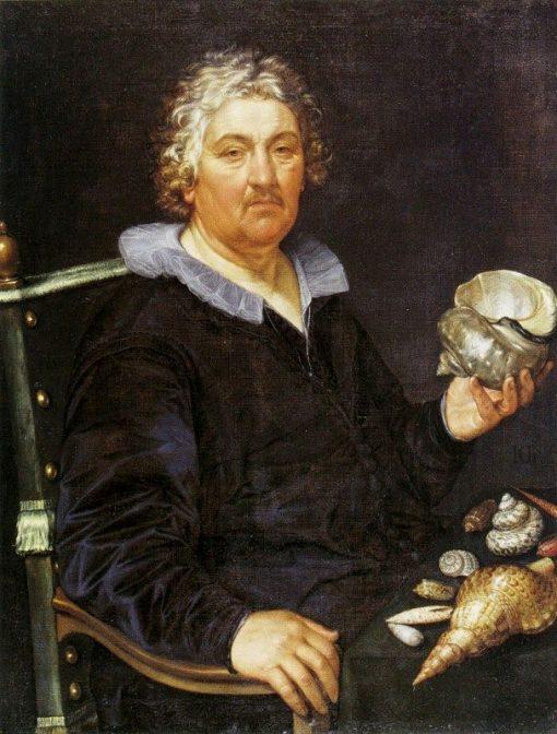 Portrait of Jan van der Aar | Hendrick Goltzius | Oil Painting