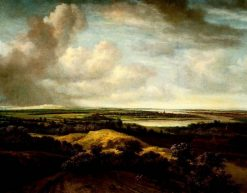 Panoramic River Landscape | Philips Koninck | Oil Painting