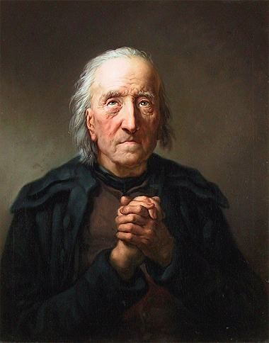 Johann Gottlob Reinhardt | Anton Graff | Oil Painting