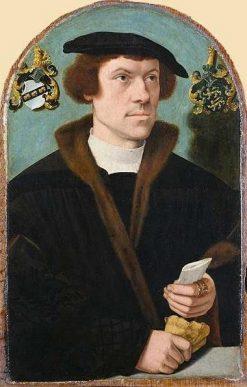Portrait of Johann Schreinschreibers