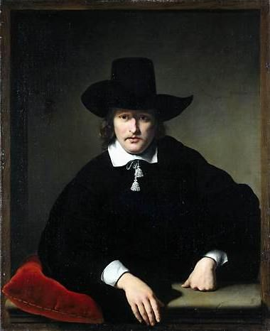 Portrait of a Man | Ferdinand Bol | Oil Painting