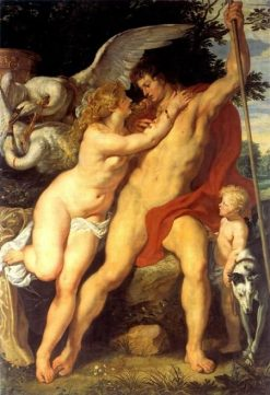 Venus and Adonis | Peter Paul Rubens | Oil Painting