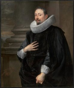 Peeter Symons   Anthony van Dyck   Oil Painting