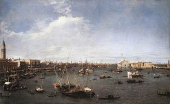 Bacino di San Marco | Canaletto | Oil Painting