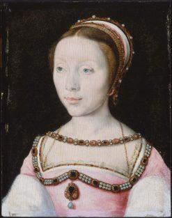 Francoise de Longwy | Claude Corneille de Lyon | Oil Painting