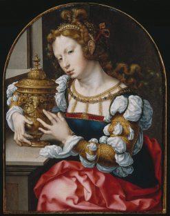 Mary Magdalen | Jan Gossaert | Oil Painting
