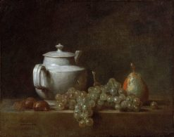 Still Life with a Teapot