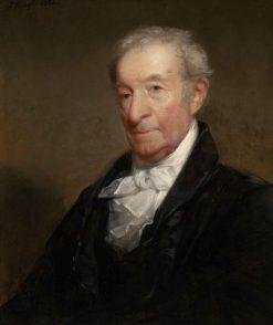 Gilbert Stuart   John Neagle   Oil Painting