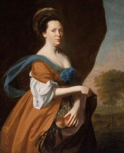 Mrs. James Smith (Elizabeth Murray) | John Singleton Copley | Oil Painting