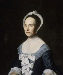 Mrs. William Coffin (Ann Holmes) | John Singleton Copley | Oil Painting