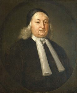 Judge Samuel Sewall | John Smibert | Oil Painting