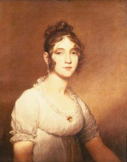 Mrs. Stephen Minot (Sally Minot) | John Trumbull | Oil Painting