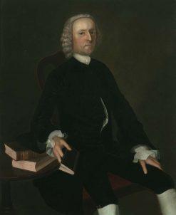 Dr. Joshua Babcock | Joseph Blackburn | Oil Painting