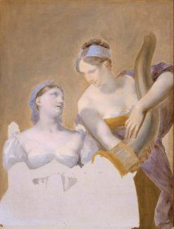 Abundance   Pierre Paul Prud'hon   Oil Painting