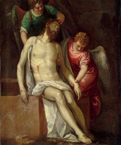The Dead Christ Supported by Angels | Veronese | Oil Painting