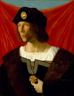 Portrait of a Man | Bartolomeo Veneto | Oil Painting