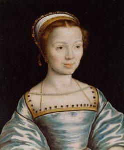 Portrait of a Woman   Claude Corneille de Lyon   Oil Painting