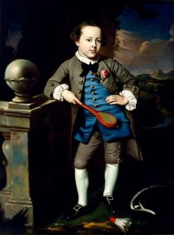 Portrait of a Boy | John Singleton Copley | Oil Painting