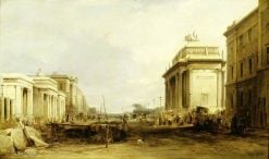 Hyde Park Corner and Constitution Arch