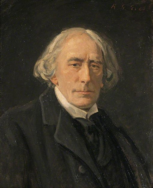 Sir Henry Irving | Reginald Grenville Eves | Oil Painting