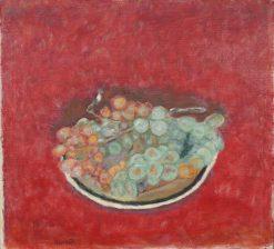 Grapes | Pierre Bonnard | Oil Painting