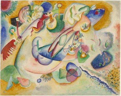 Improvisation | Wassily Kandinsky | Oil Painting