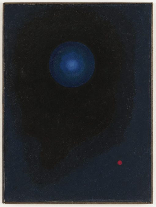Blue | Wassily Kandinsky | Oil Painting