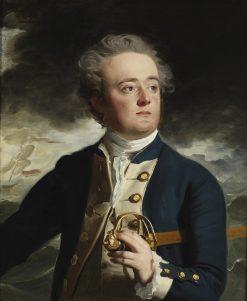 Captain John Loring | John Singleton Copley | Oil Painting