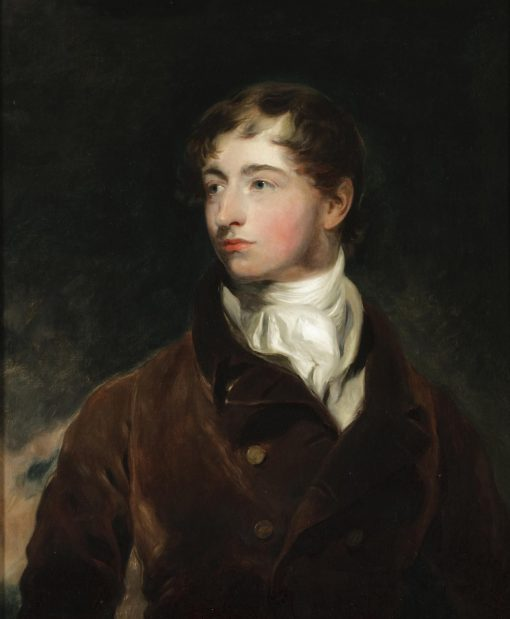 Ayscoghe Boucherett Jr. | Thomas Lawrence | Oil Painting