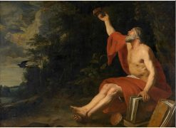 The Prophet Elijah Fed by a Raven | Gaspard de Crayer | Oil Painting