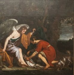 Tobias and the Angel | Gaspard de Crayer | Oil Painting