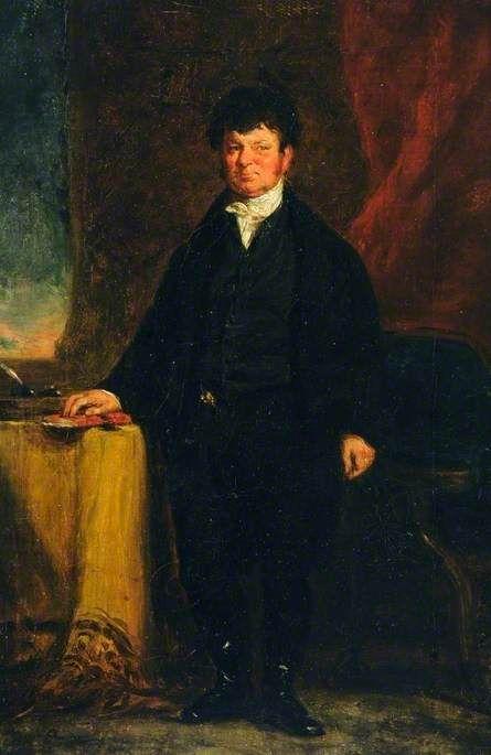 A Scottish Professor | David Wilkie | Oil Painting