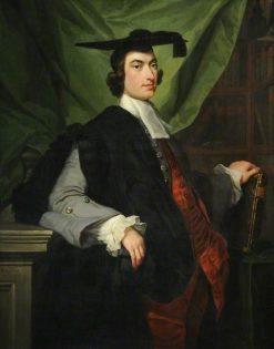 Portrait of a Scholar | George Knapton | Oil Painting